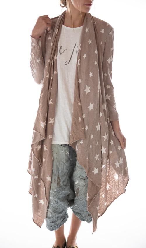Magnolia Pearl jacket Galaxy Karesa Cardigan 245