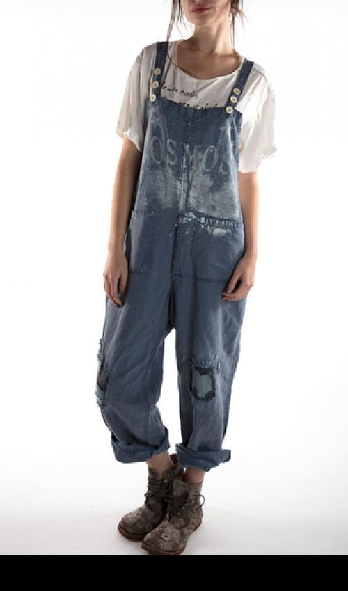 Magnolia Pearl Latzhose/Overall Cosmos Workwear -one size