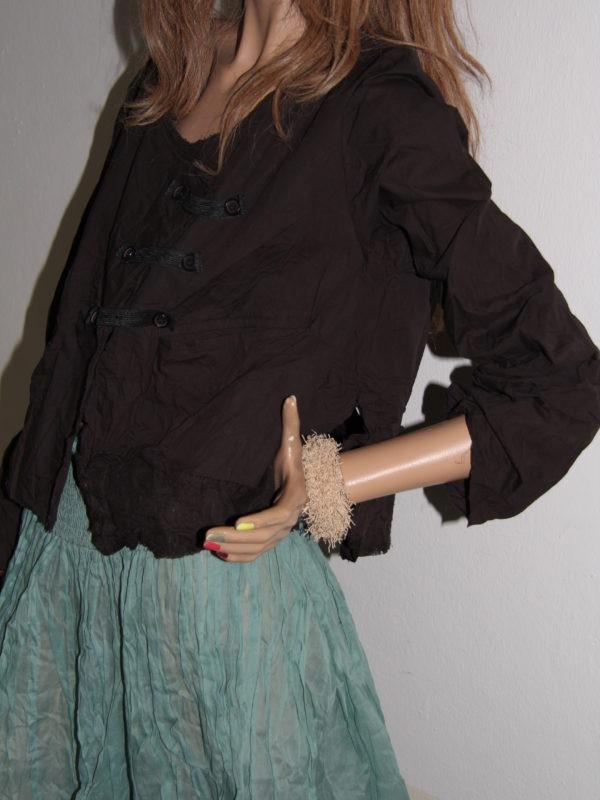 Ewa i Walla jacket 66206_steel black