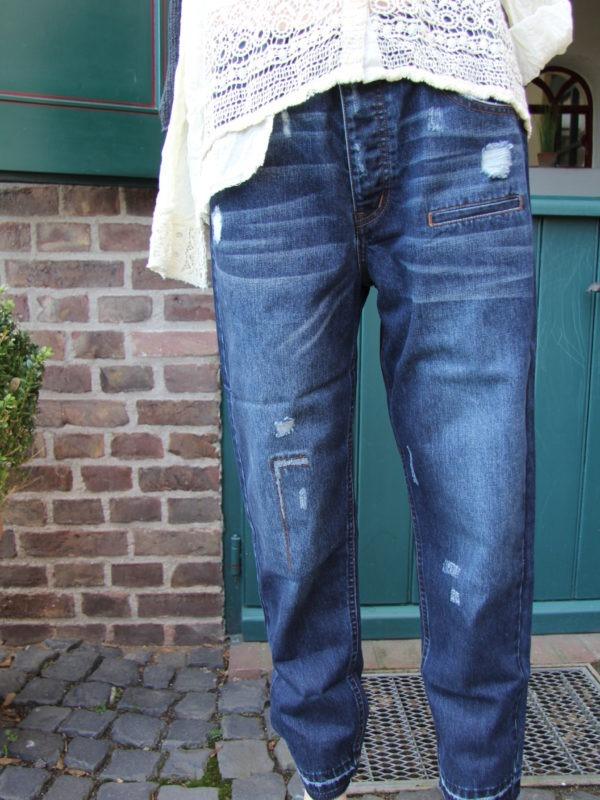Ewa i Walla Hose / trousers 11267 SS17 / Denim