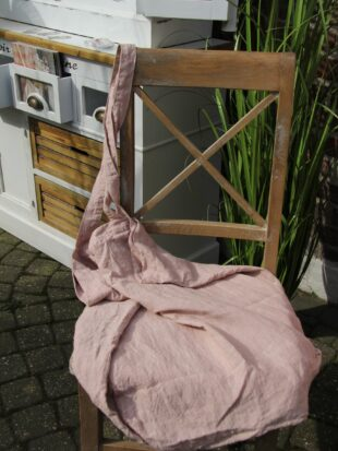 Les Ours Tasche-sac Ninou-Lin Raye Rose 50179 SS17