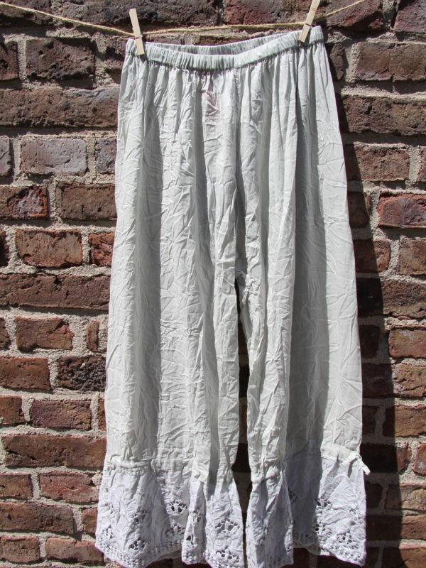 Ewa i Walla trousers / Hose / bloomers soft mint 11268 SS17