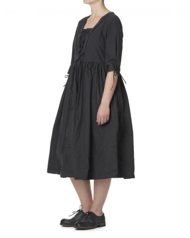 Ewa i Walla Kleid Crisp Cotton 55554 SS18 vintage black