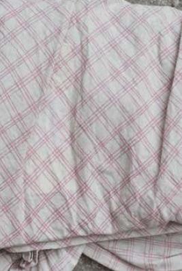 Les Ours Tuch Pauline 70190 SS18 Coton Carreaux