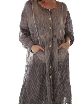 6f731991c39 Magnolia Pearl St. Anny Smock Dress 526 Abbey Dot one size